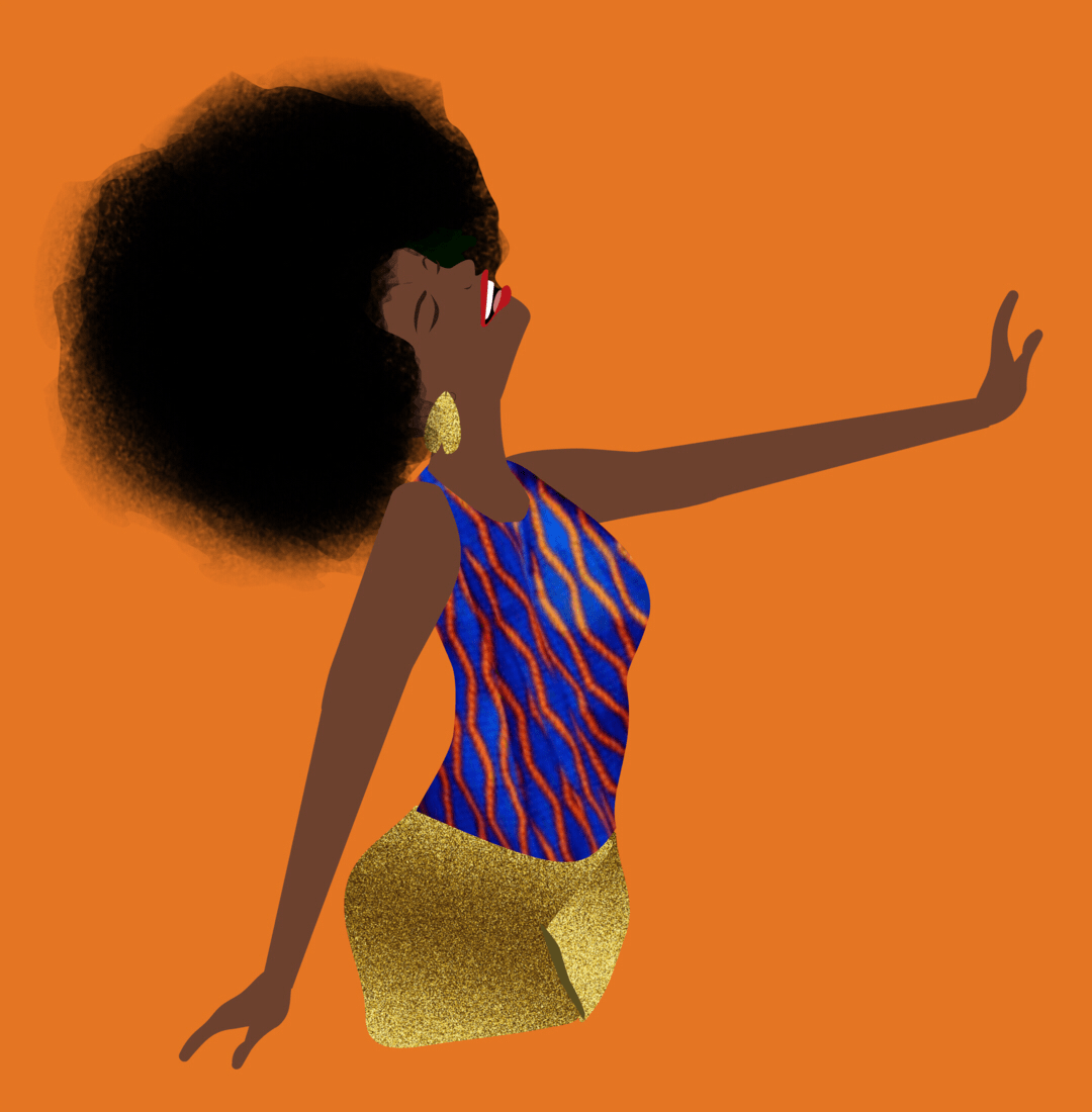 afro clip art from illustrator blog paperflo.weebly.com