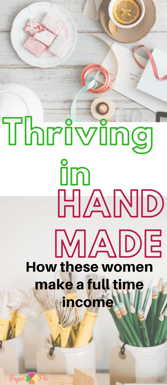 Sewing business success stories How these ladies started sewing to Etsy success These two determined Etsy sellers combined their passion for fashion with their sewing skills to become entrepreneurs with successful, thriving Etsy shops #paperflodesign #etsytips
