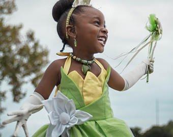 Princess Tiana Costume
