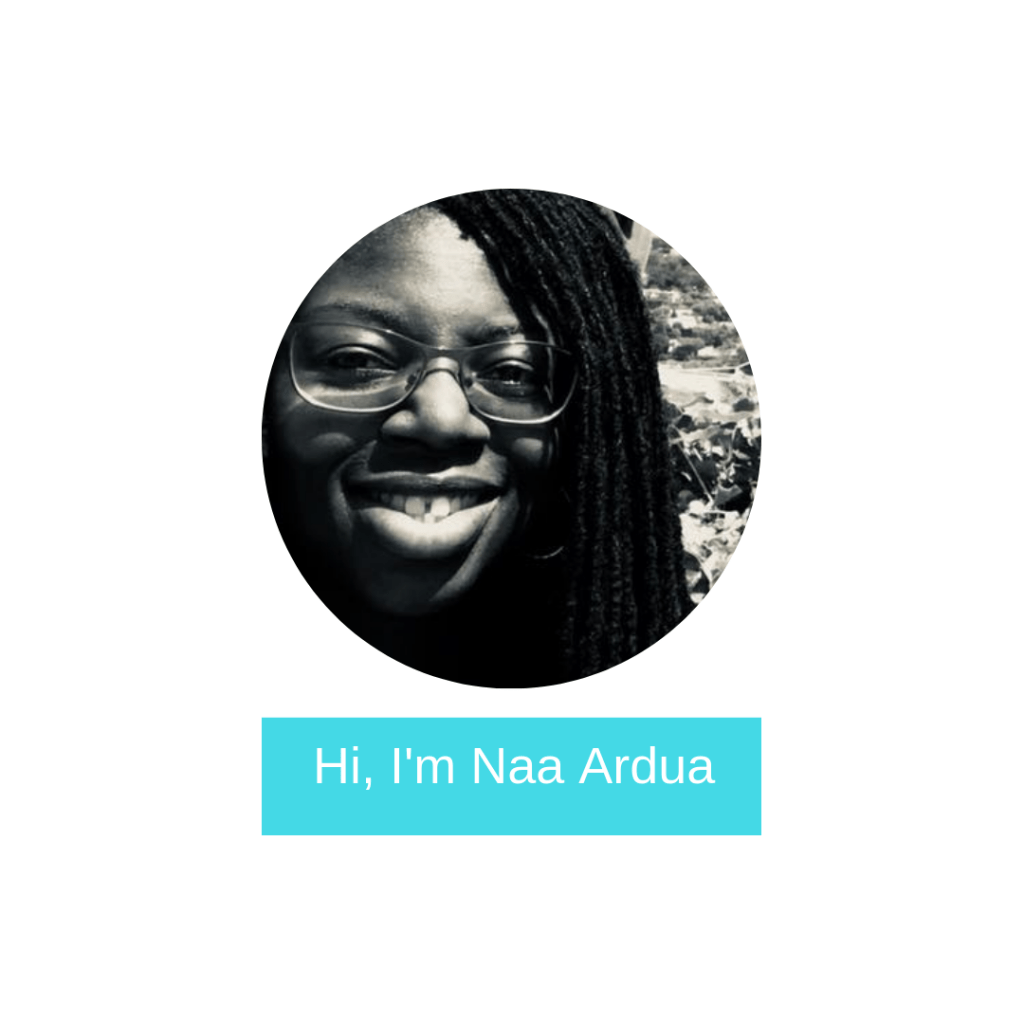 Naa Ardua from Paper Flo Designs