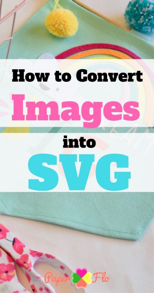 How to Convert images into SVG