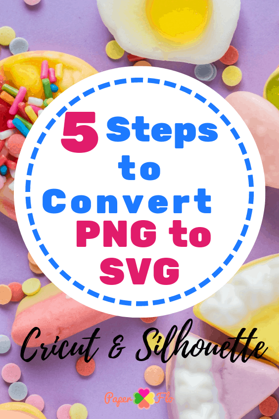How to Convert PNG to SVG Files for Cricut
