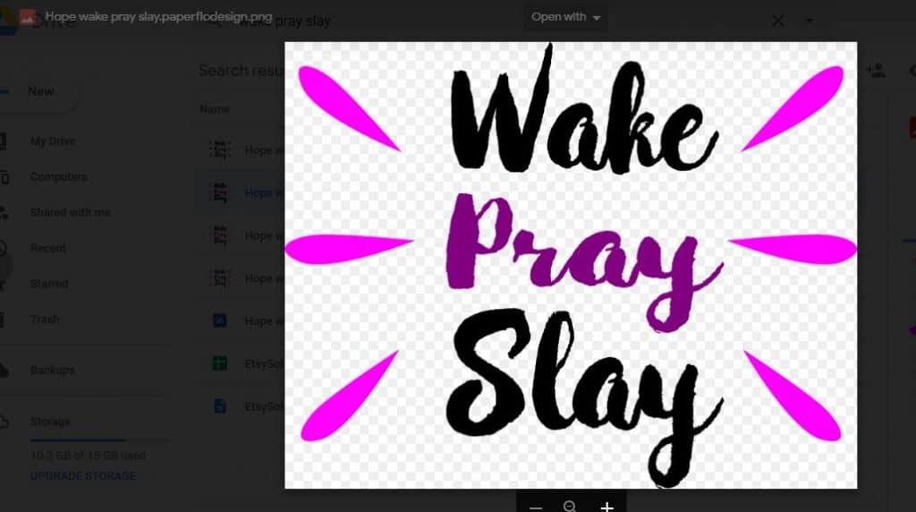 file converter wake pray slay png