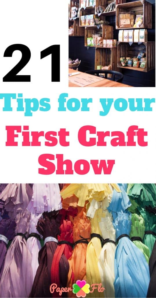 21 tips for your first craft show