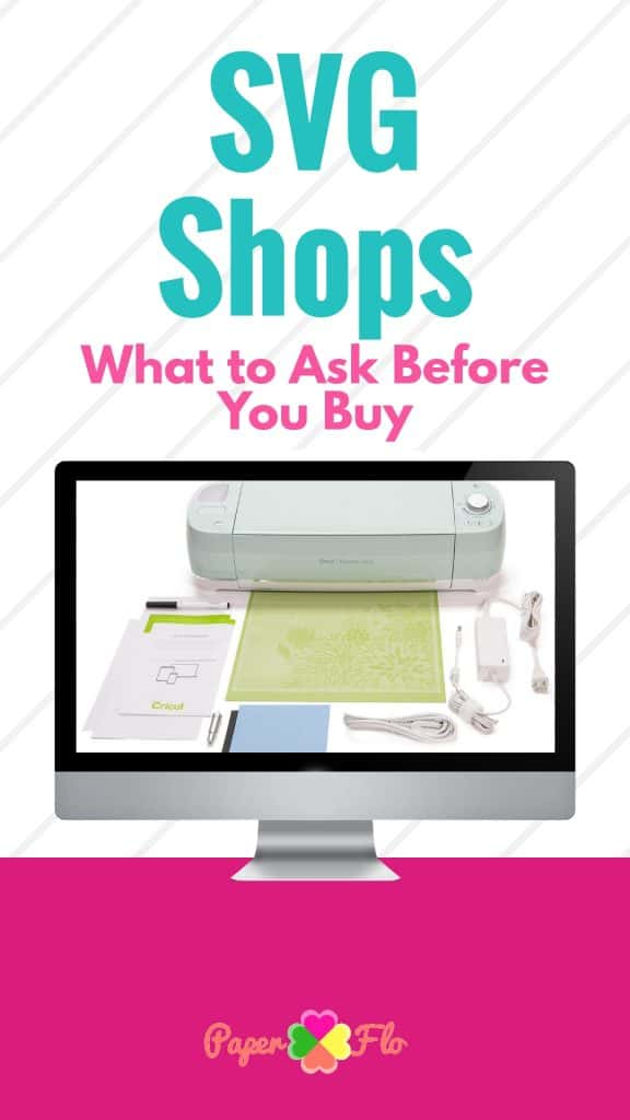 SVG Shops What to ask before you buy
