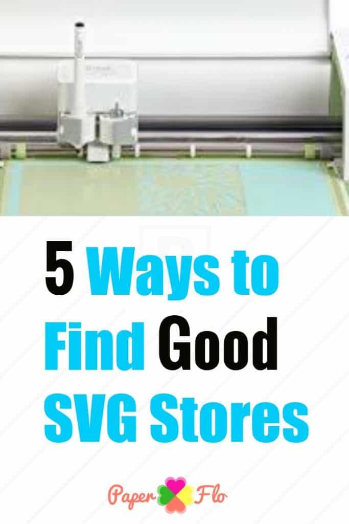 5 Ways to Find Good SVG Shops