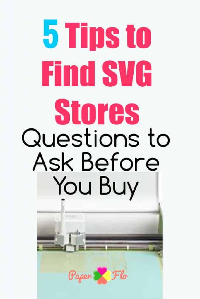 Find SVG Shops Questions to ask before you buy