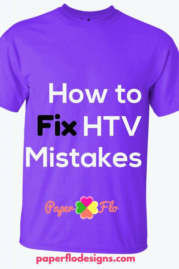 purple t-shirt how to fix htx mistakes
