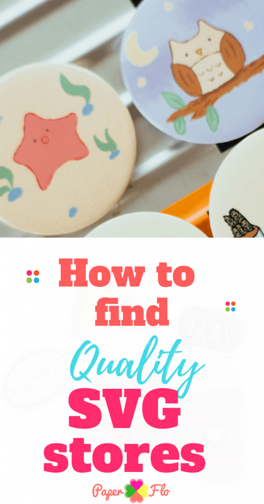 How to find quality svg stores