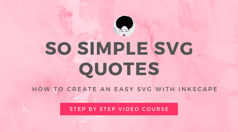 So Simple SVG Quotes course